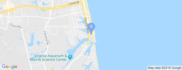 5th Street Beach Stage